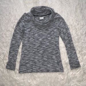 Lou & Grey Loft sweater sz S cowl neck top